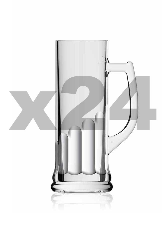 Pivo pivo, sklo klasické 0,5l, fv 24ks.