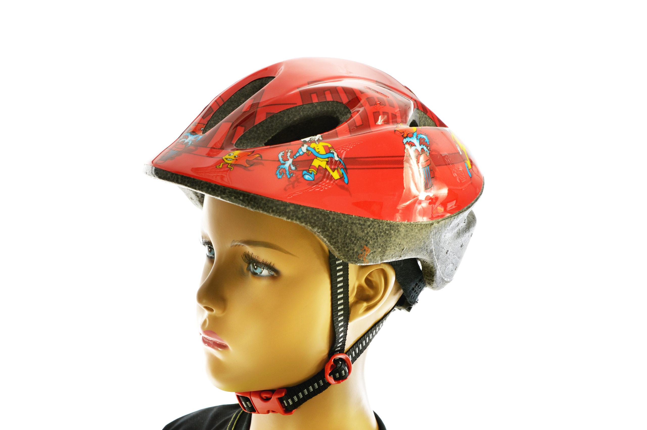 Detská bicykla prilba najlepšie s reguláciou S-M