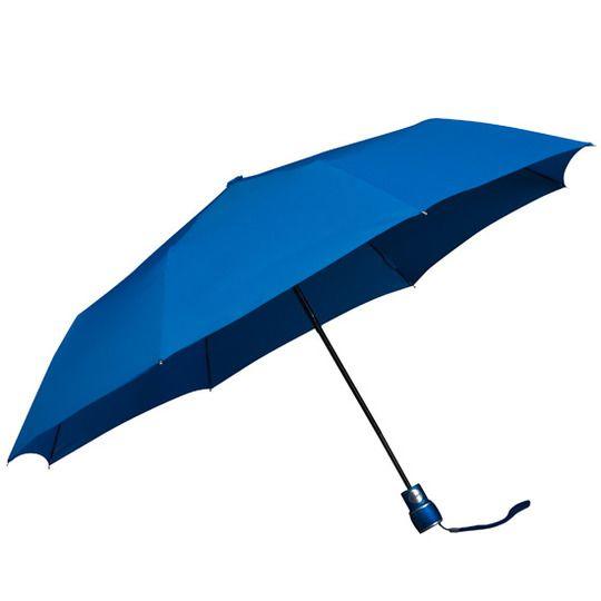 Automatické krátke dámske dáždnik, veľmi silné