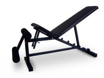 bench WOL. nastaviteľným sklonom cvičení