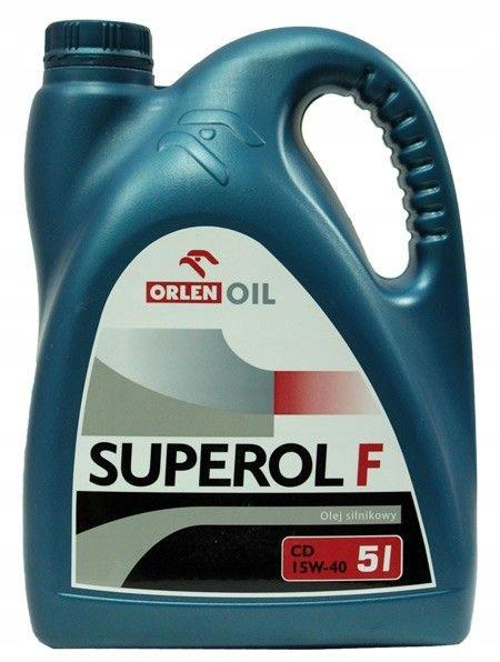 Superol F Falco CD SAE 15W40 5L ORLEN