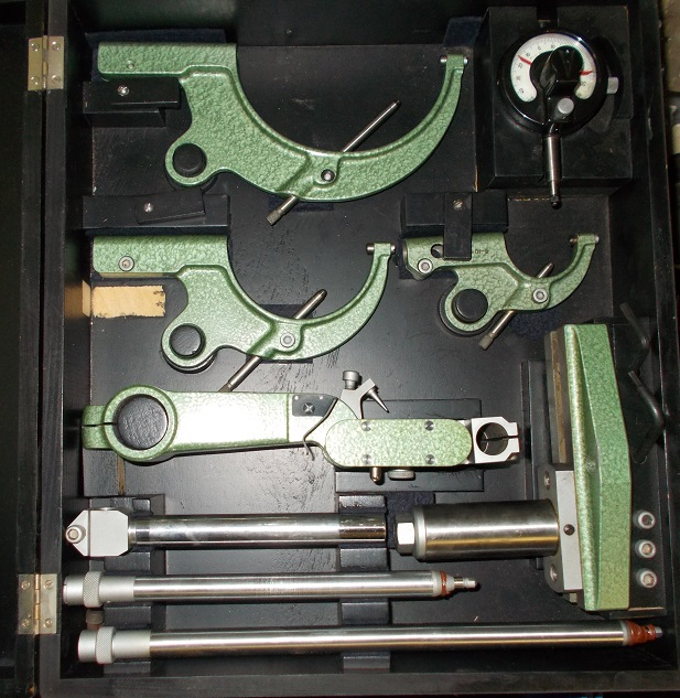 Translamer Pasametric Micrometer 8-40 20-80 40-120