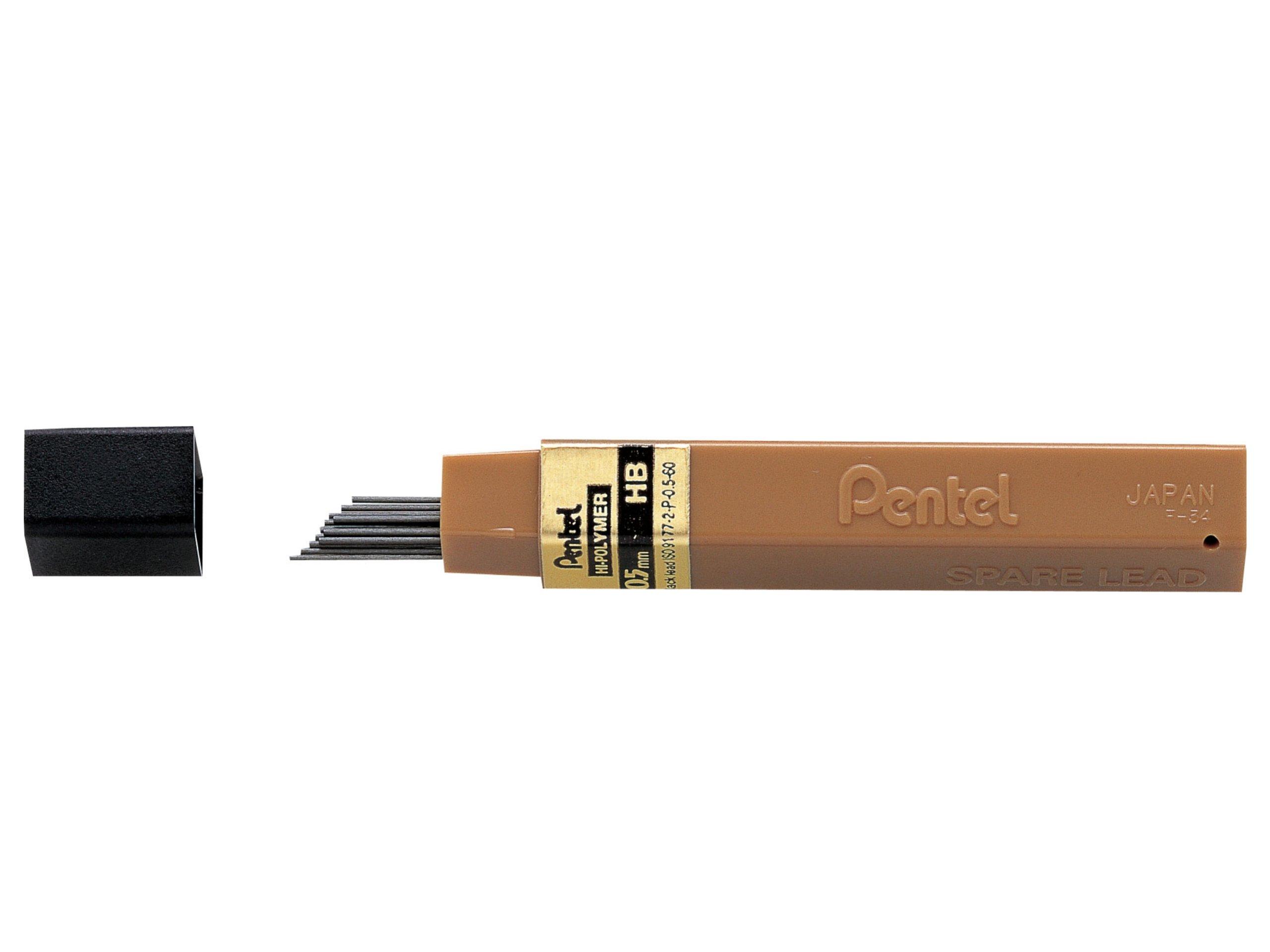 Grafit pre automatickú ceruzku PENTEL HB 0,5 mm