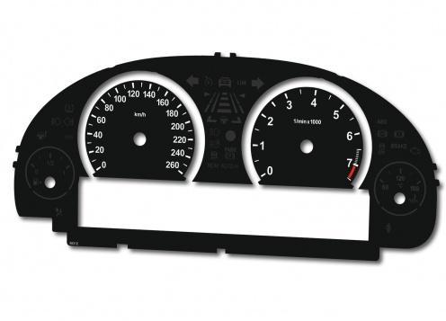 bmw f01 f02 f06 f07 f10 f11 f12 f18 f25 - mph-km