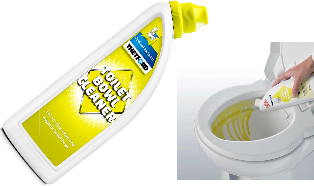 Toilet Bowl Cleaner Do Czyszczenia WC Gel Thetford