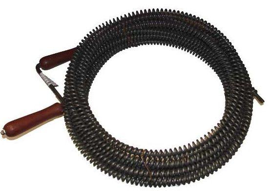 АВТОМАТИЧЕСКАЯ канализационная змейка для труб fi 16мм 10м