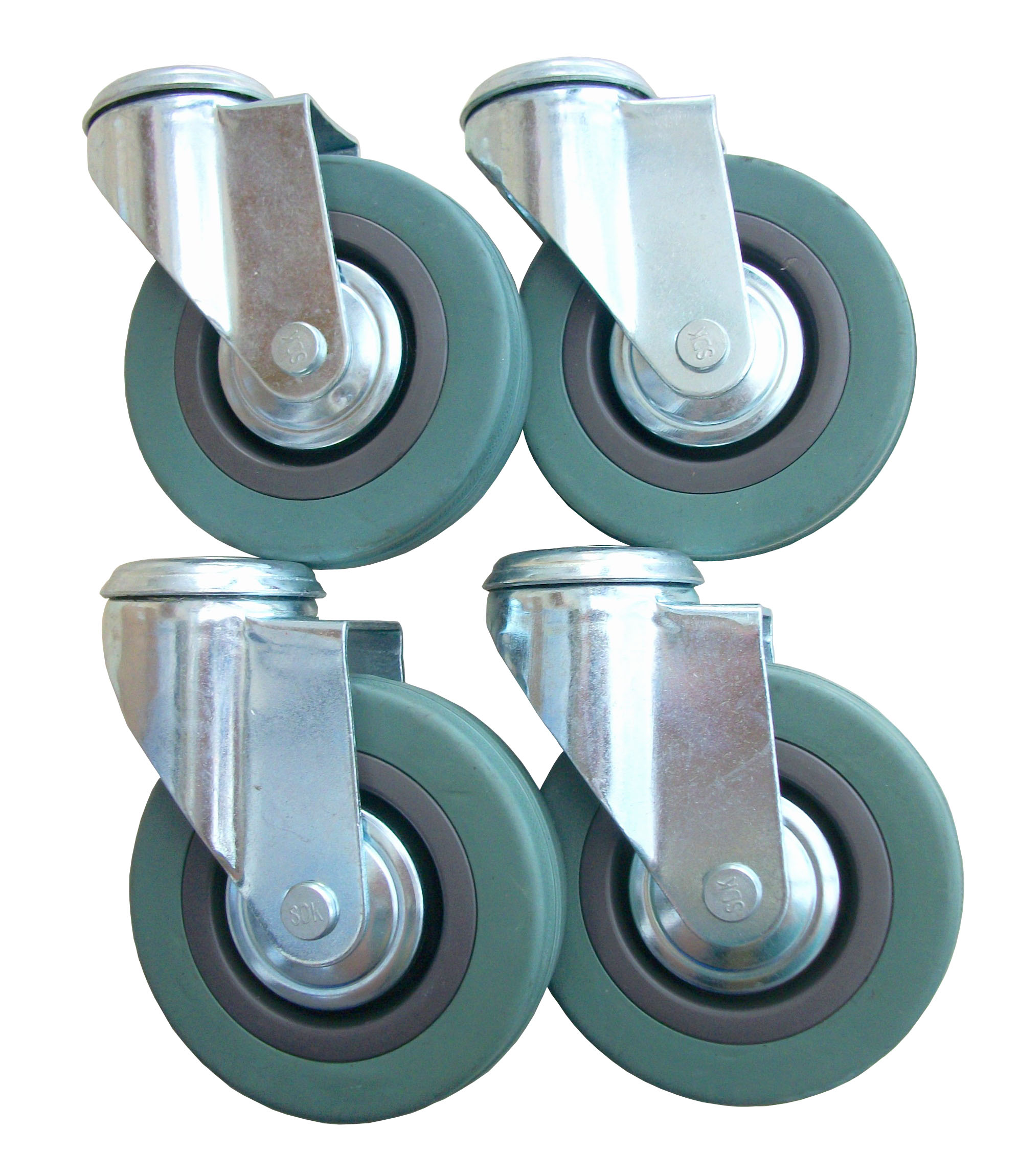 Super Wheels Set Wheel 100 mm Hole Circle Circle