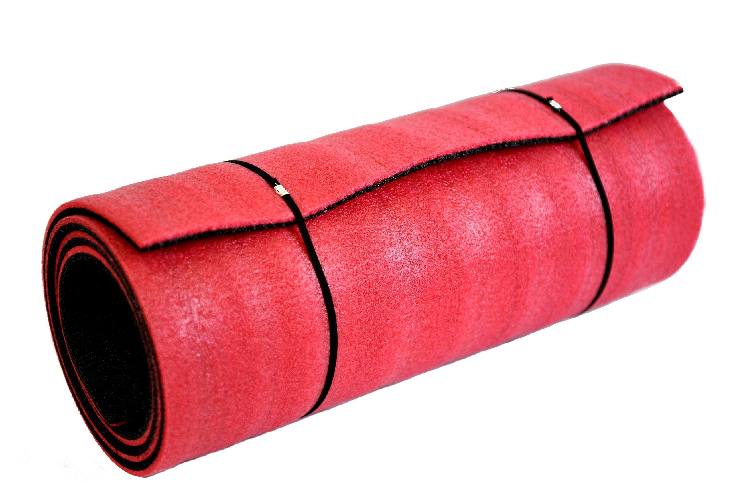 Fitness Mat Karimata pre cvičenie Yoga 180x50 + guma