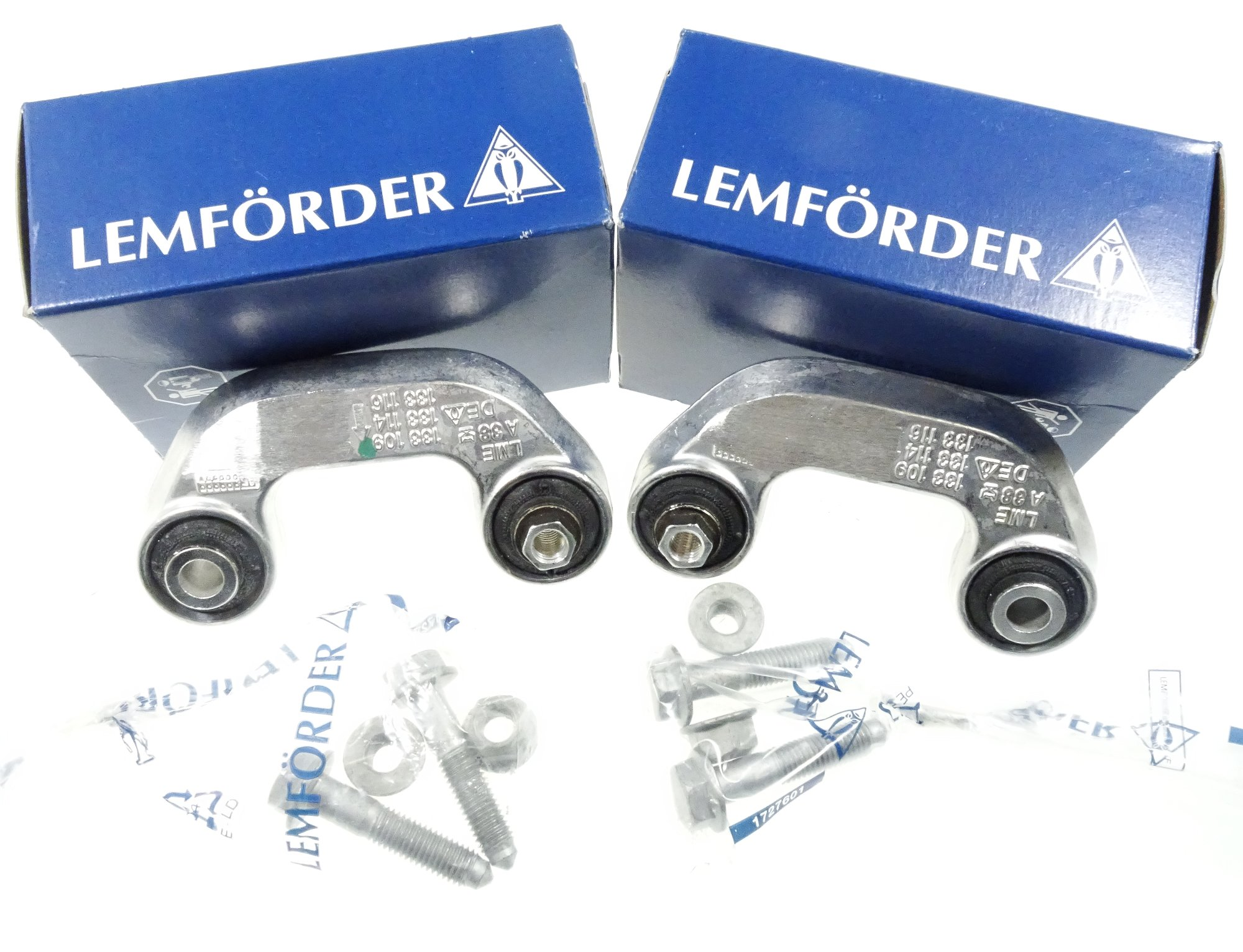 lemforder Крепеж стабилизатора вперед audi a4 b6