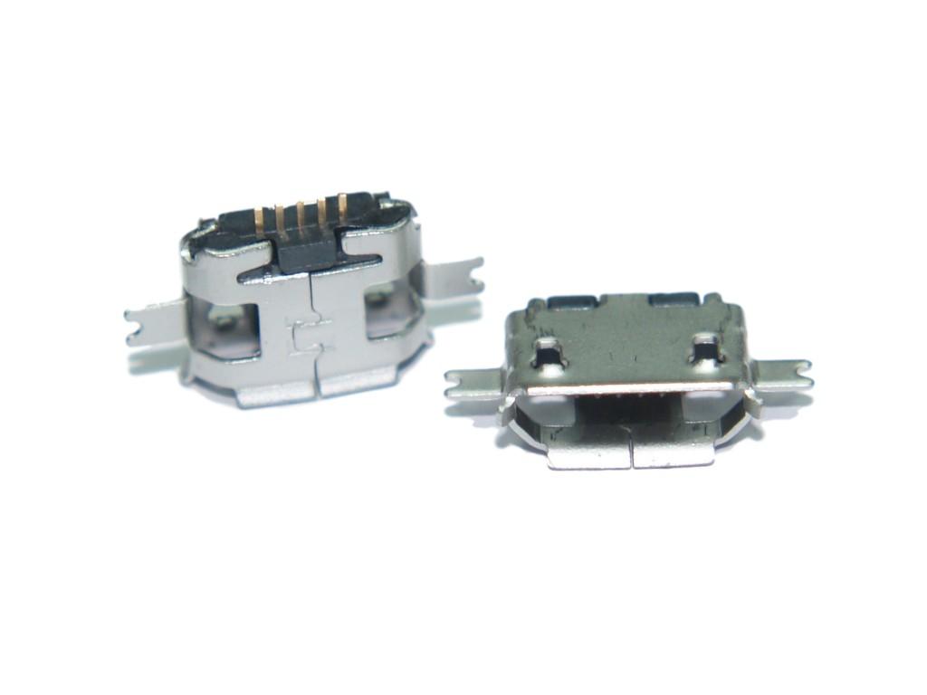 Socket Micro USB port 11.30 * 6.70 * 2.60 mm