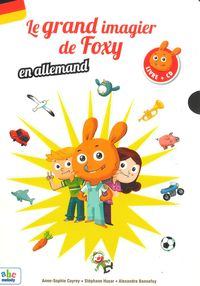 Item FOXY DICTIONARY WITH PICTURES FOR KIDS GERMAN + CD