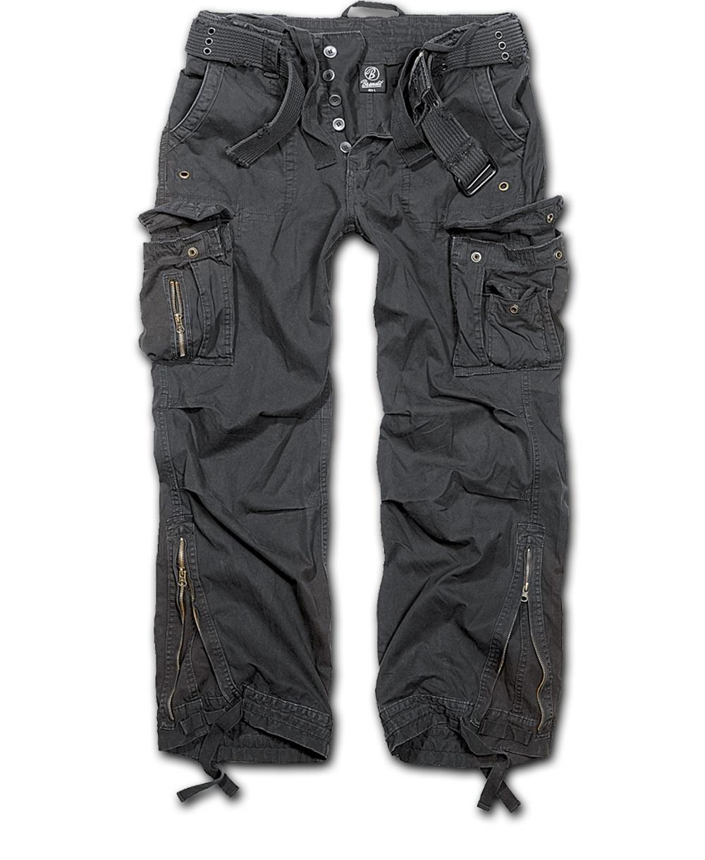 Polícia BRANDIT Royal Vintage čierna XL