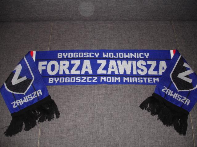 Купить ЗАВИША БЫДГОЩ Forza ЗАВИША Шарф Супер Возможность на Eurozakup - цены и фото - доставка из Польши и стран Европы в Украину.