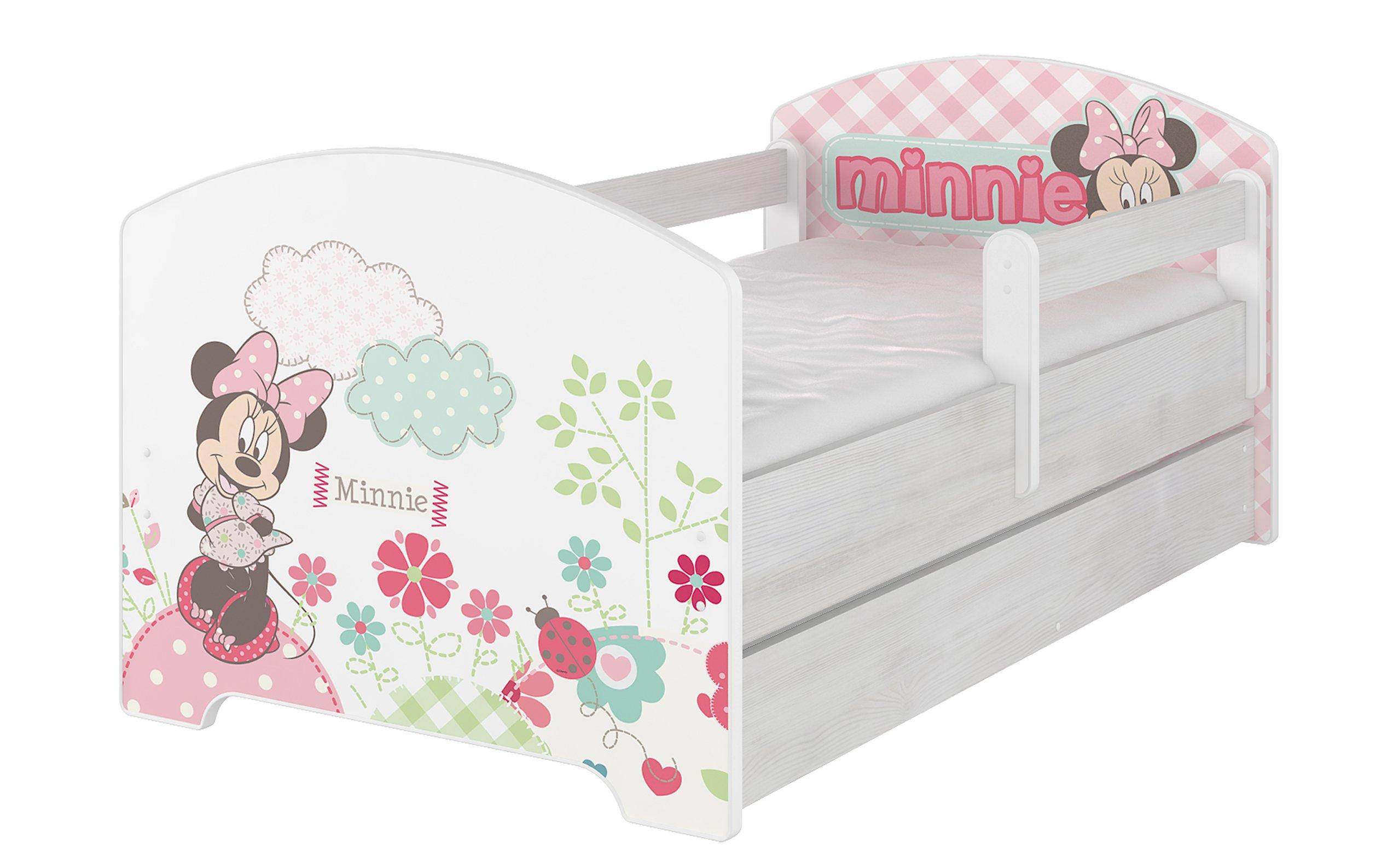 кровать ОСКАР BABY BOO 140X70 матрац Пена Дисней
