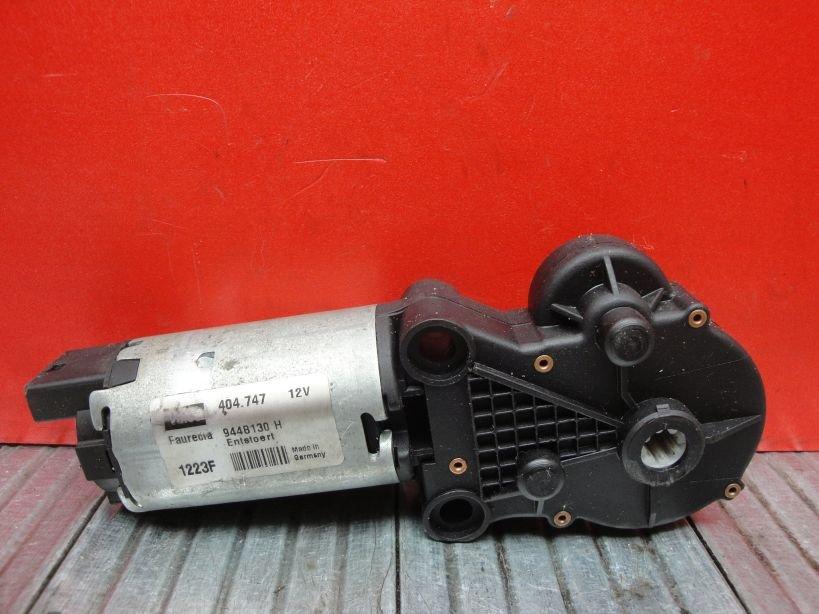 двигатель регулирования кресла vectra c signum 9448130