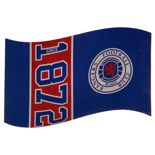 Rangers FC 152 cm X 91 cm Klubová vlajka