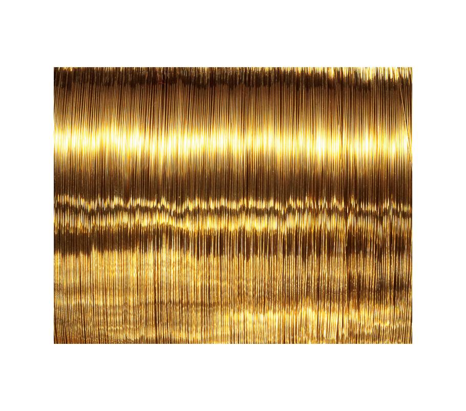 Mosadz! Mosadzný drôt FI 0,8 mm - 10 m