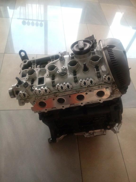 Двигатель 2.0 tfsi cjx volkswagen audi, фото 6