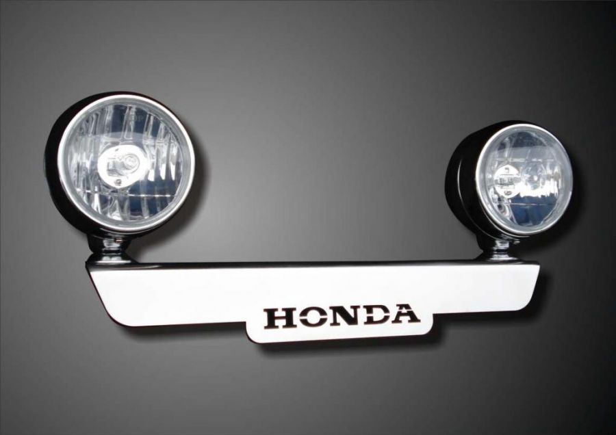 LIGHTBARY + LAMPA LED HONDA VTX 1800 RETRO