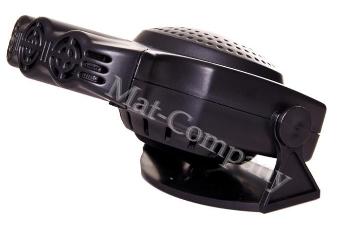 Обогреватель автомобильный вентилятор нагреватель 12в 160вт (фото 1) | Автозапчасти из Польши