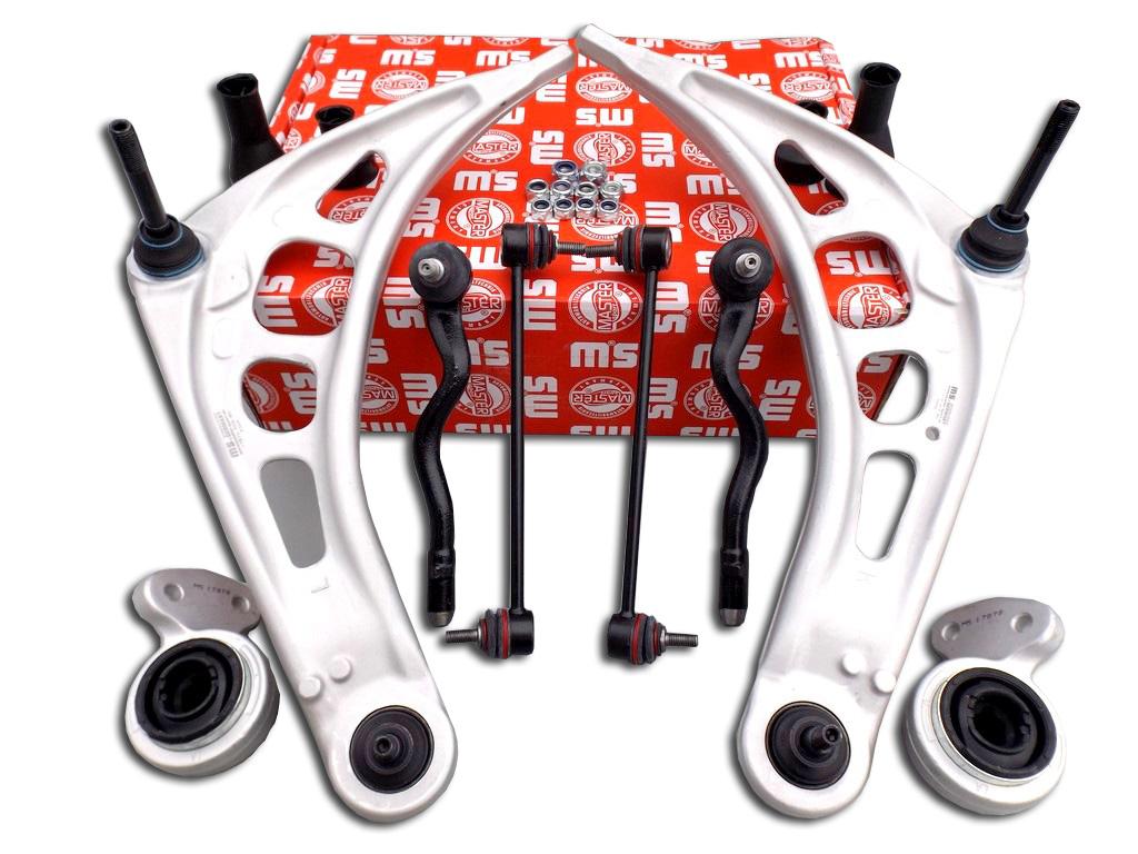комплект рычаги + Крепеж + наконечники к bmw 3 e46