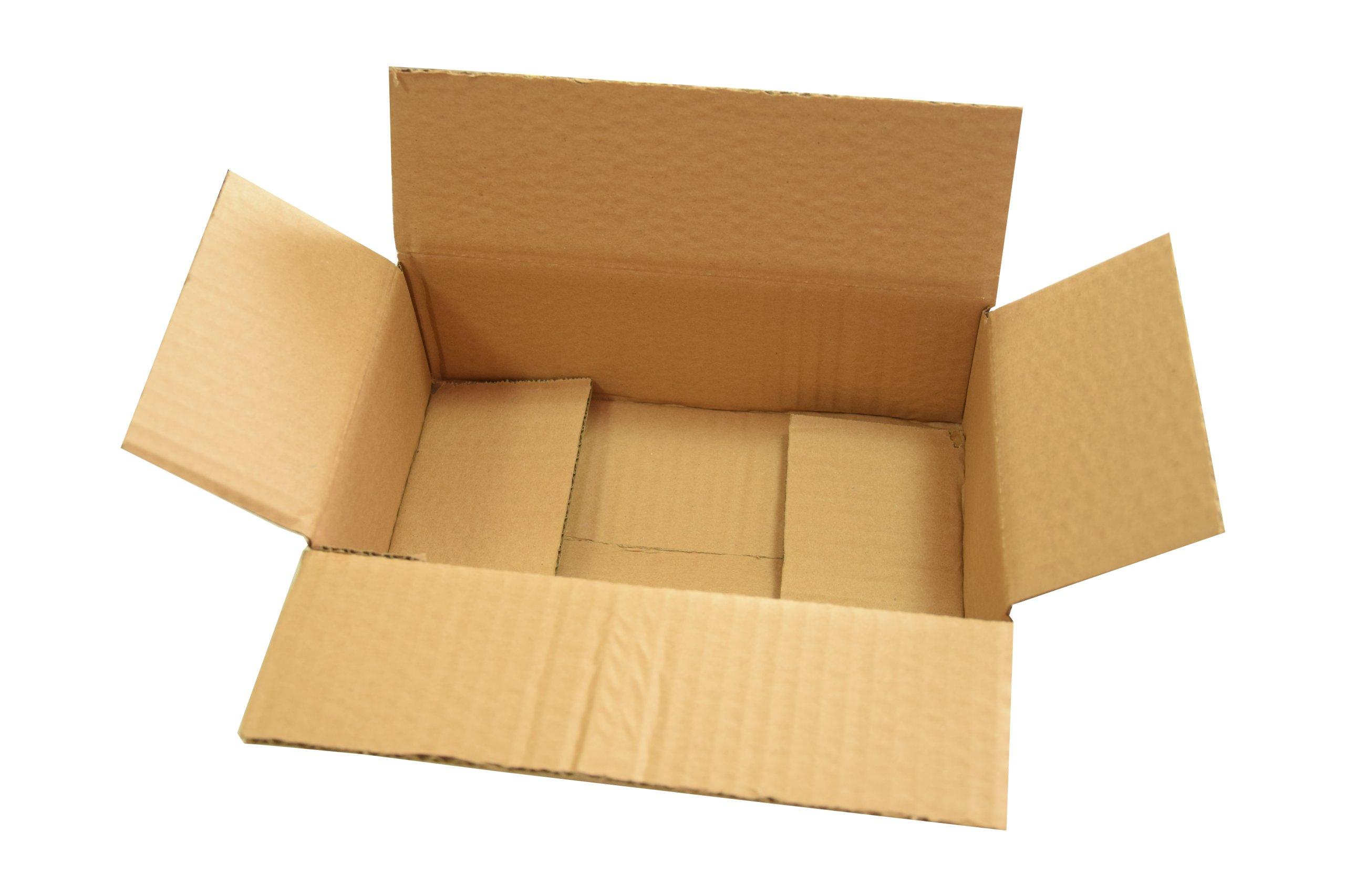 Картонная коробка 200x120x80 (-1 комплект-10шт)