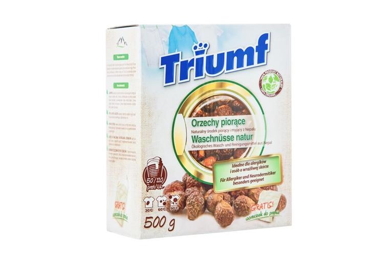 Орехи для Стирки ТРИУМФ 500g 110 стирок