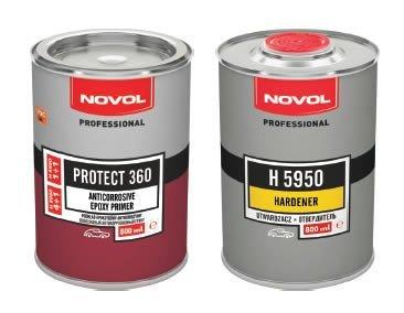 Novol Protect 360 Podkład espoxydowy antykorozyjny