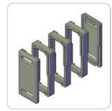 IZOLACJA wymiennika SECESPOL LB31-30 i LB31-20 Waga produktu z opakowaniem jednostkowym 1 kg
