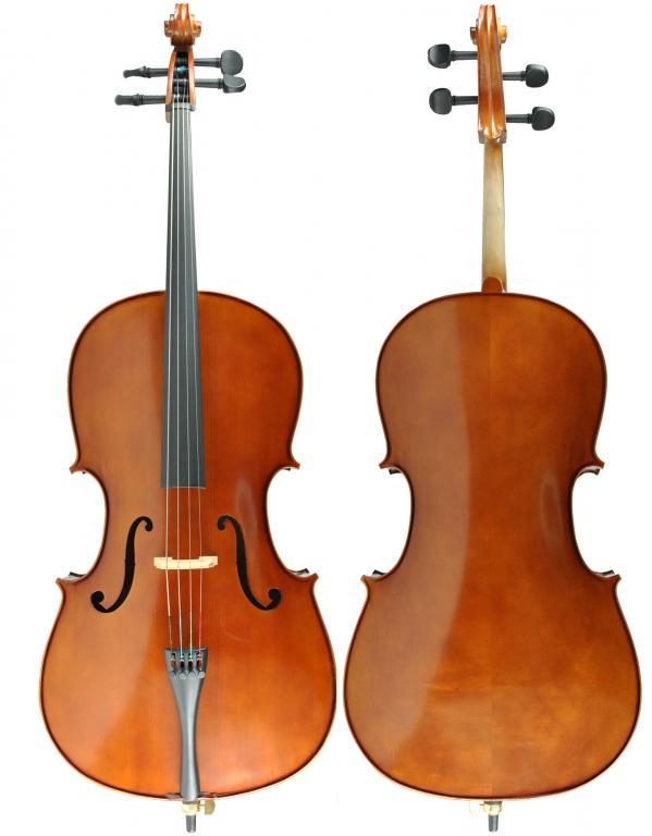 Cello Drevené Hessler 1/4