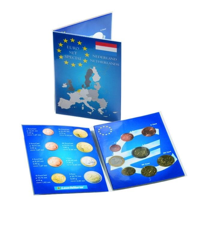 Leuchtturm - Album pre euromince - Holandsko
