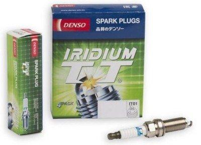 Свеча denso iridium твин tip ik20tt 4702 4 искусства
