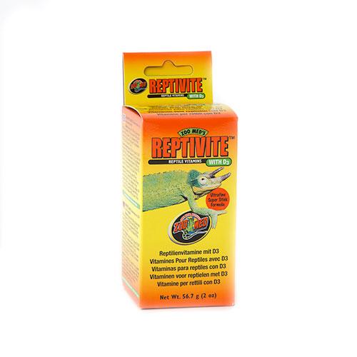 ŠKÁLOVATEĽNÉ 226g Reptivite vitamíny s D3