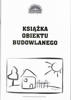 Książka obiektu budowlanego A-4 Nowa Wawa