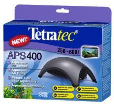 TETRA čerpadlo vzduch aerator APS 400 250-600 litrov za 24 hodín