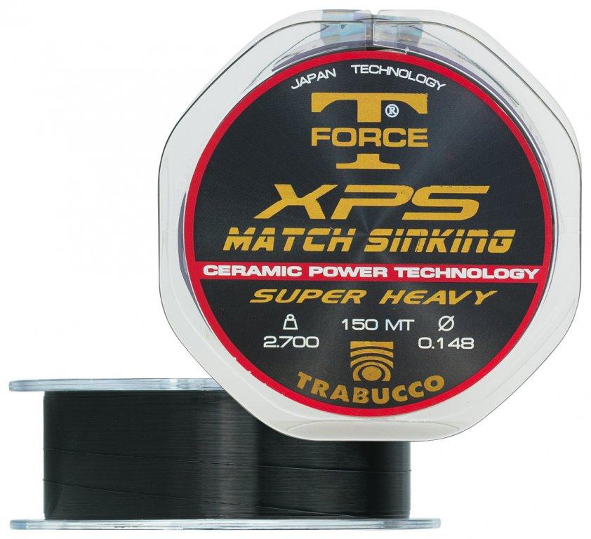 Trubucco T-Force XPS zápas klesajúci obr. 150m 0,14