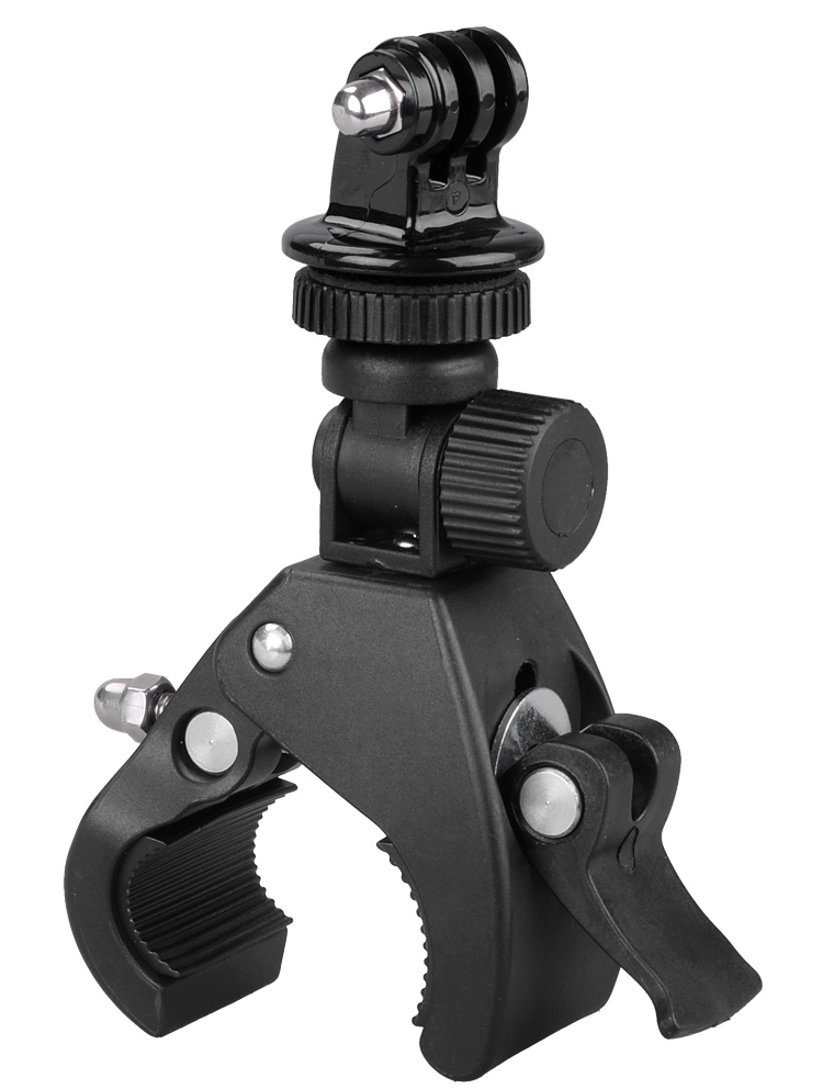 Uchwyt rowerowy statyw imadło mocowanie do GoPro