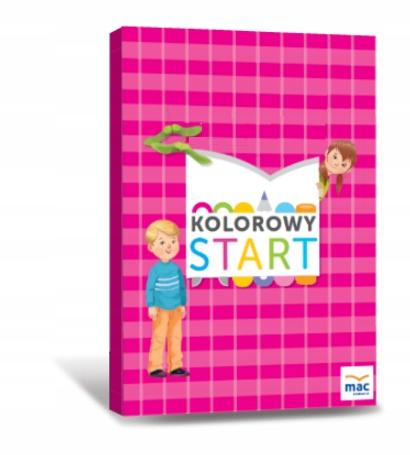 КРАСОЧНЫЙ СТАРТ 5, 6 -летние, Пакет Ребенка, BOX MAC