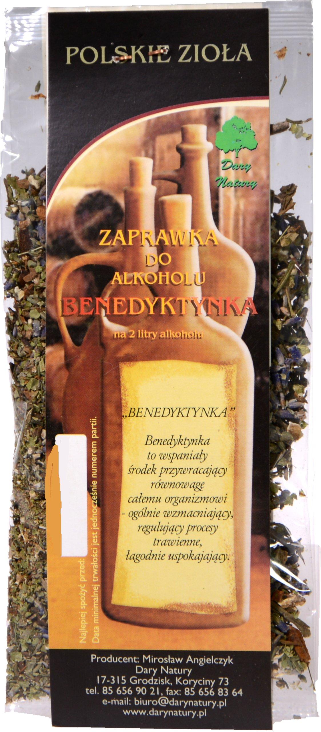 Купить Приправа бенедиктинская спиртовая на 2л на Otpravka - цены и фото - доставка из Польши и стран Европы в Украину.