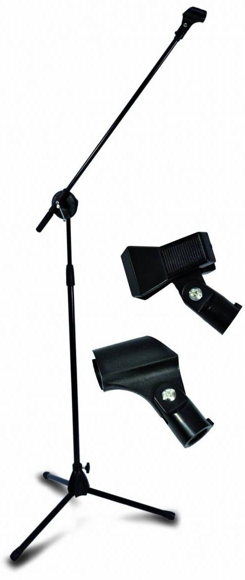 Подставка для микрофонной стойки GMS-08 + 2 ручки