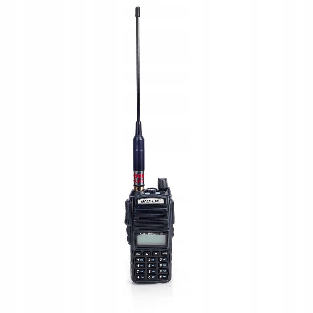 Item RADIORA AL-85cm 800 antenna for Baofeng UV-5R UV-82