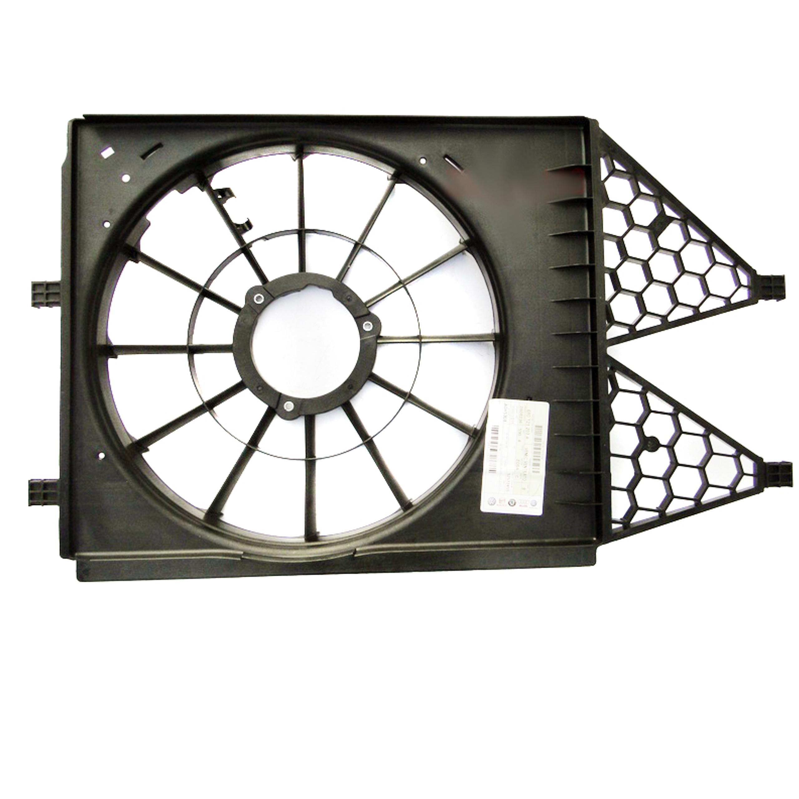 крышка корпус стойка вентилятора поло ibiza