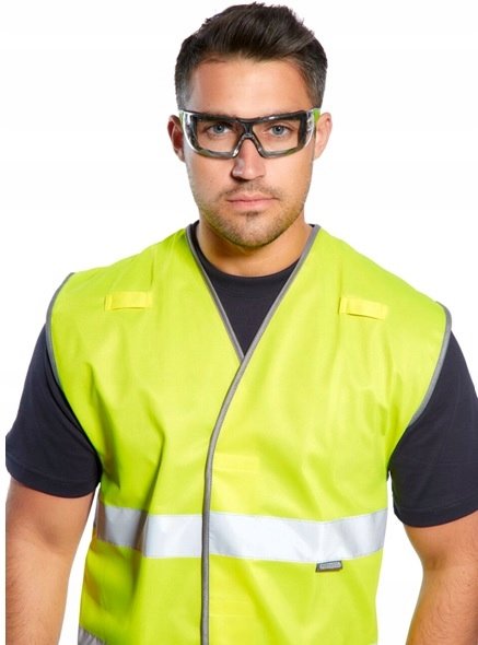 Купить Защитные очки TECH LOOK PLUS со съемной лентой на Otpravka - цены и фото - доставка из Польши и стран Европы в Украину.