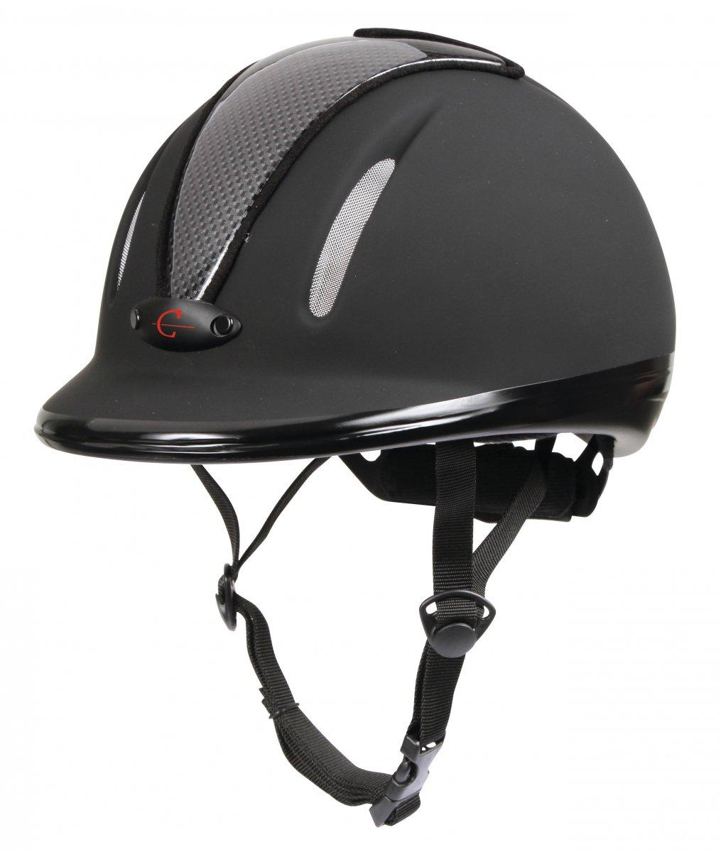 Carbononic Riding Helmba JUNIOR 48 - 52 cm