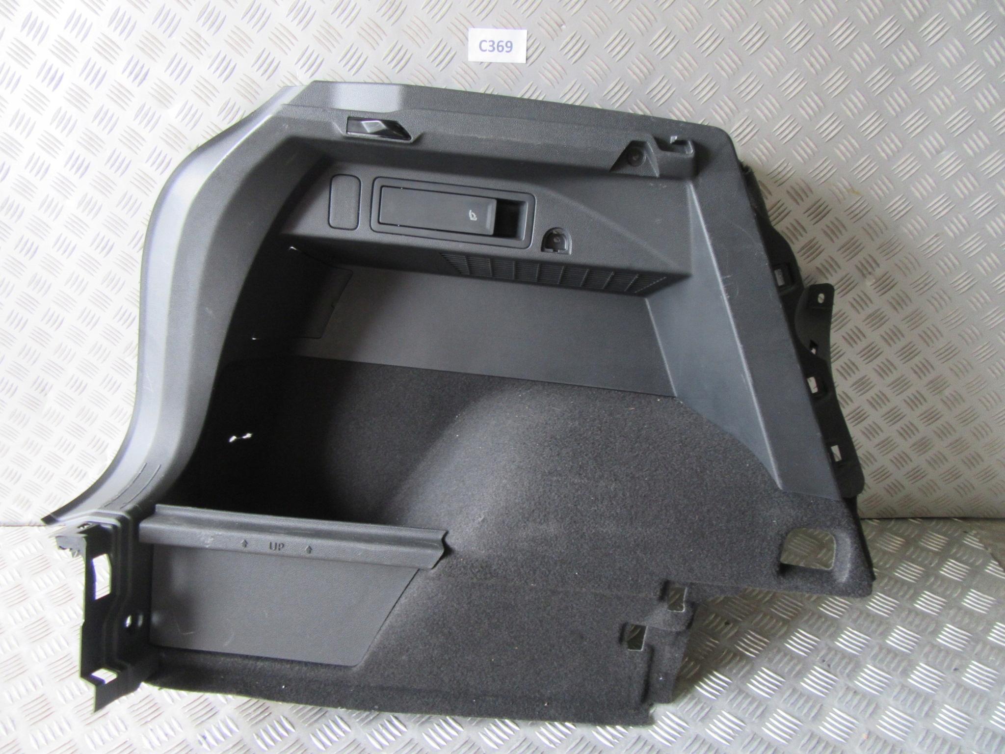 бекон багажник левый vw tiguan ii 5na867427