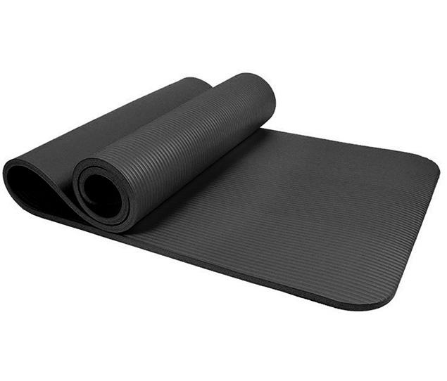XXL MAT pre cvičenie Fitness Yoga Hrúbka 1.3cm NBR