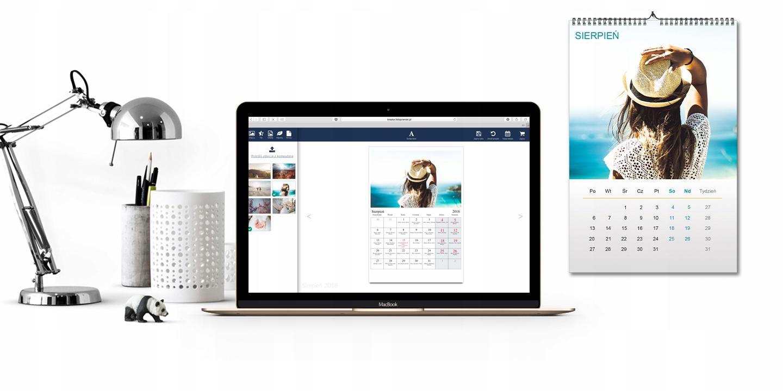 24-часовая Фото-настенный Календарь А3+ 13str Ваши фотографии