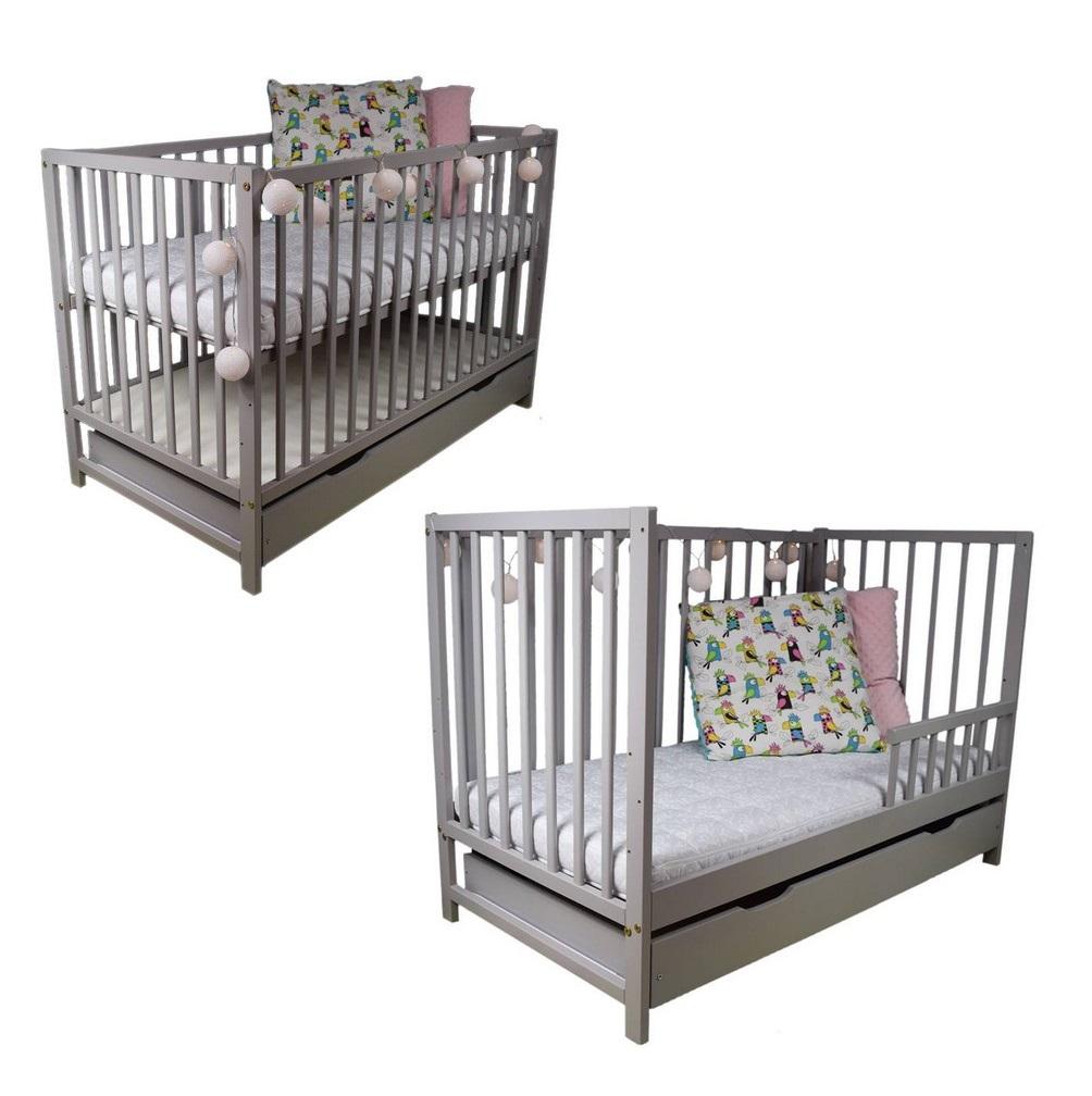 Детская кроватка MAGDA GRAWER + RAIL