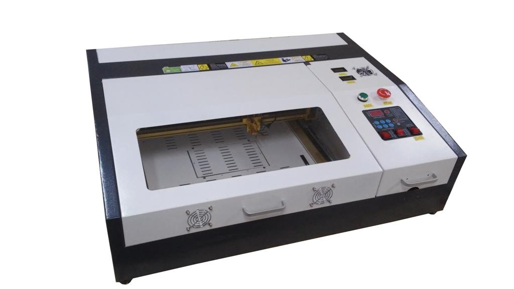 Laser Plotter CO2 Laserový rezací hardvér 40x40