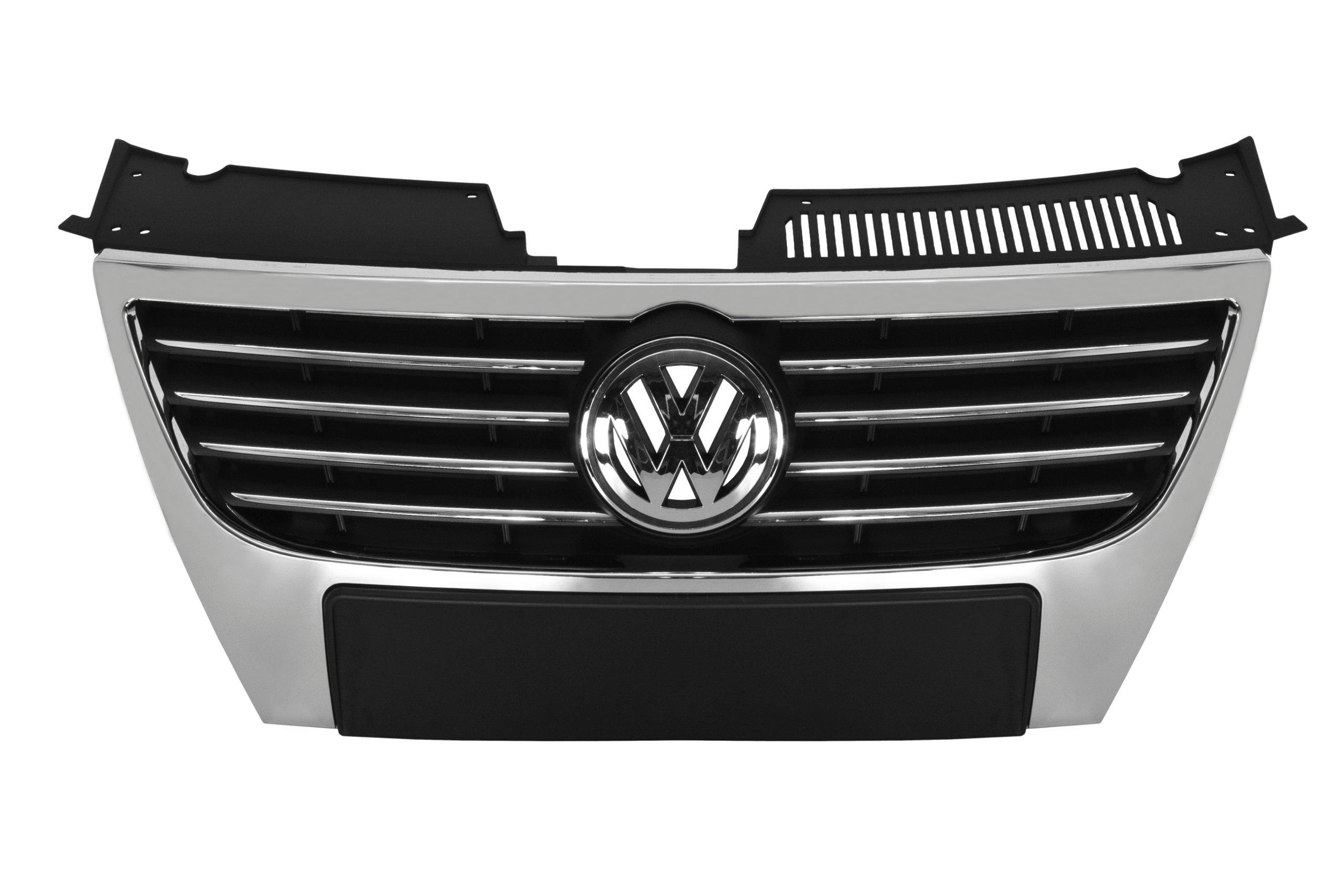 ATRAPA GRILL MASKI CHROM VW PASSAT B6 BEZ OTWORÓW